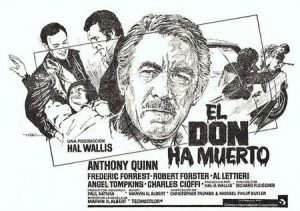 poster The Don Is Dead (1973)