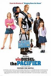 poster The Pacifier (2005)
