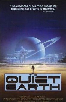 poster The Quiet Earth (1985)