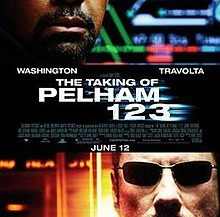 poster The Taking of Pelham 123 (2009)