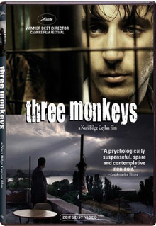 poster Three Monkeys (2008)
