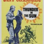 poster Thunder in the Sun (1959)
