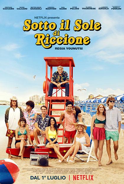 poster Under the Riccione Sun (2020)