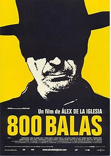poster 800 Bullets (2002)