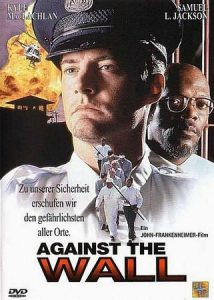 poster Against the Wall (1994)