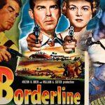 poster Borderline (1950)
