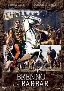 poster Brennus, Enemy of Rome (1963)