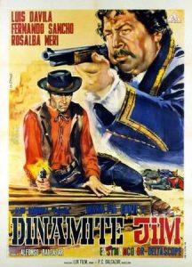 poster Dynamite Jim (1966)