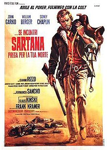 poster If You Meet Sartana Pray for Your Death (1968)