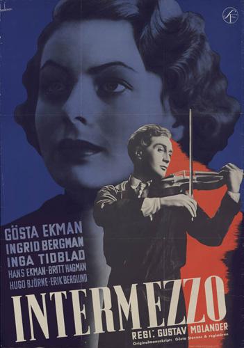 poster Intermezzo (1936)