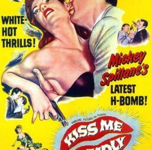 poster Kiss Me Deadly (1955)