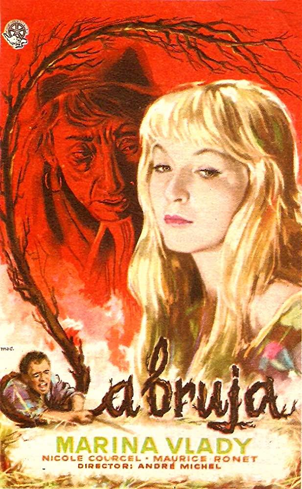 poster La sorciere (1956)