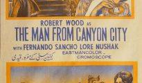 poster L'uomo che viene da Canyon City (1965)