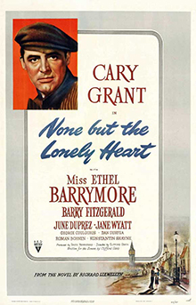 poster None But the Lonely Heart (1944)