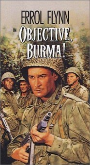 poster Objective, Burma! (1945)