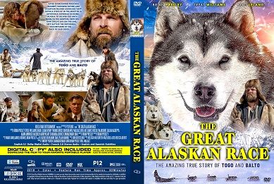 poster The Great Alaskan Race (2019)