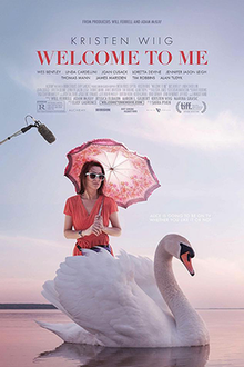 poster Welcome to Me (2014)