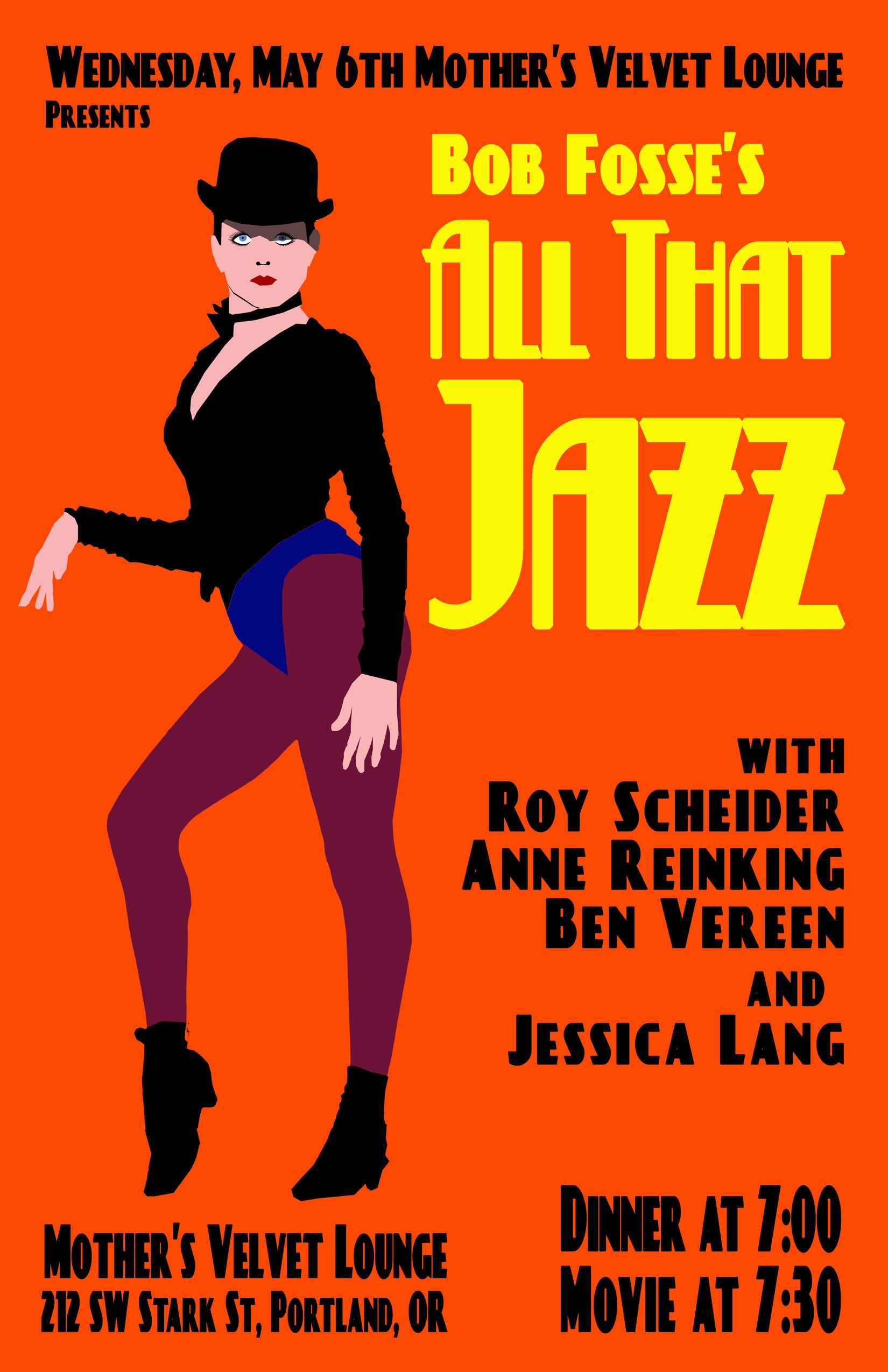 poster All That Jazz (1979)