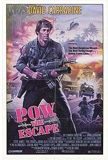 poster Behind Enemy Lines (1986