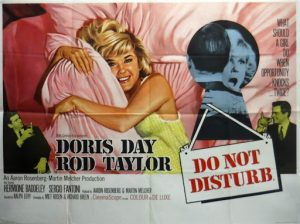 poster Do Not Disturb (1965)