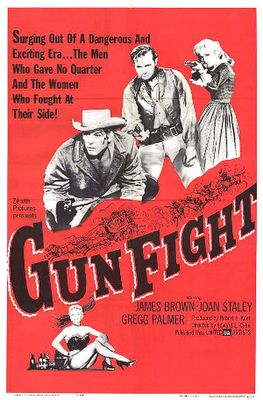 poster Gun Fight (1961)