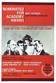 poster Long Day's Journey Into Night (1962)