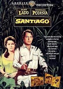 poster Santiago (1956)