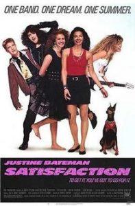 poster Satisfaction (1988)
