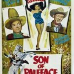 poster Son of Paleface (1952)