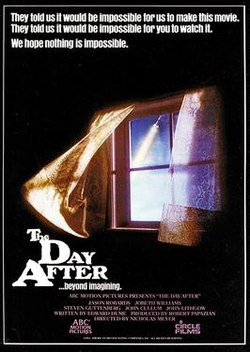 poster The Day After (1983)