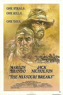 poster The Missouri Breaks (1976)