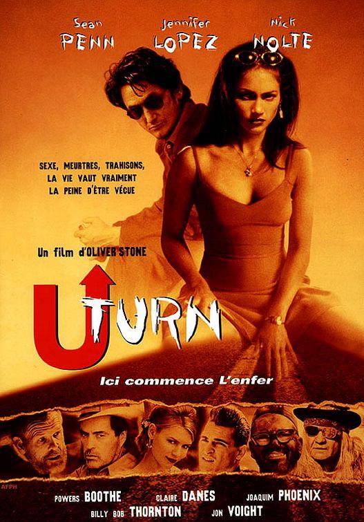 poster U Turn (1997)