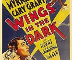 poster Wings in the Dark (1935)