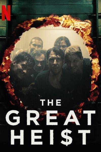 poster El robo del siglo (2020)