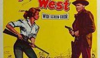 poster Five Guns West (1955)