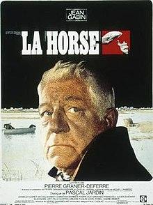 poster La horse (1969)