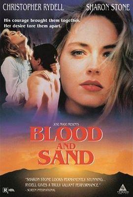 poster Sangre y arena (1989)