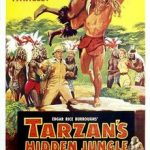 poster Tarzan's Hidden Jungle (1955)