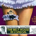 poster The Best House In London (1969)