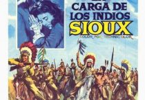 poster The Great Sioux Uprising (1953)