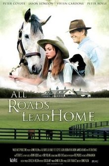 poster All Roads Lead Home (2008)