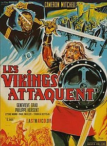 poster Attack of the Normans (1962)