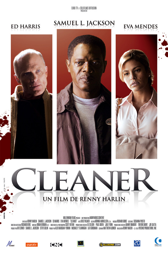 poster Cleaner (2007)