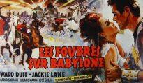 poster Le sette folgori di Assur (1962)
