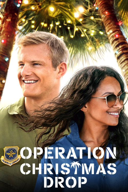 poster Operation Christmas Drop (2020)