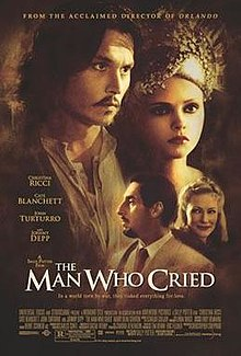 poster The Man Who Cried (2000)