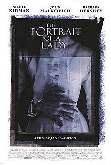 poster The Portrait of a Lady (1996)