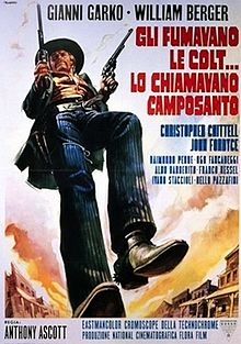 poster They Call Him Cemetery (1971)