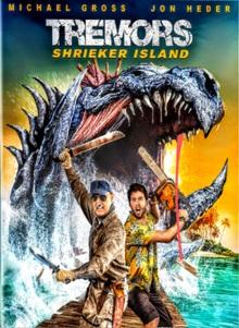 poster Tremors Shrieker Island (2020)