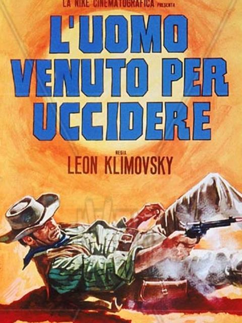 poster Un hombre vino a matar (1967)